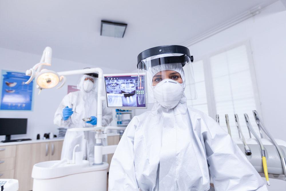¿Cómo ir al dentista de manera segura durante la pandemia?