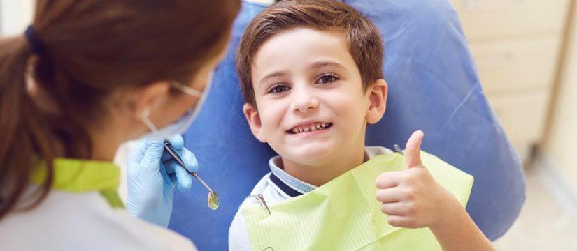 Odontopediatría hasta que edad